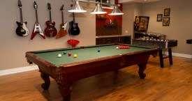 Family Basement Playroom