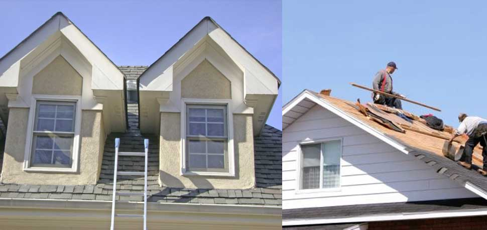Roofing and Dormer Construction