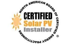 Certified Sloar Installer