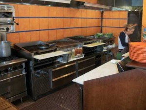 Mexicali Blue Kitchen Construction