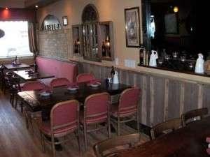 Vigneto Cafe Dining Area
