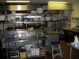 Vigneto Cafe Kitchen